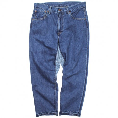 GOHEMP ( ゴーヘンプ ) MEN'S HOBO 5POCKET PANTS ( USED WASH ) GHP1131CSU