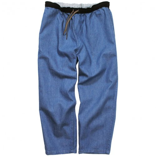 GOHEMP ( ゴーヘンプ ) MEN'S NEW DAY PANTS ( BLUE ) GHP1135PND