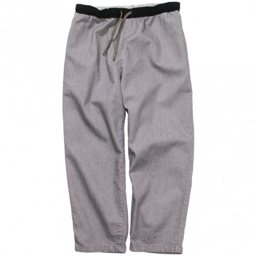 GOHEMP ( ゴーヘンプ ) MEN'S NEW DAY PANTS ( GRAY ) GHP1135PND