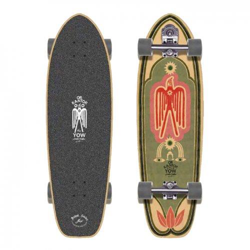 YOW SURF SKATE ( ヤウサーフスケート ) 限定モデル OR KANTOR 34