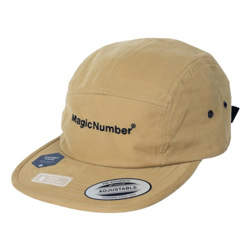 MAGIC NUMBER ( マジックナンバー ) キャップ WATER PROOF JET CAP ( BEIGE )
