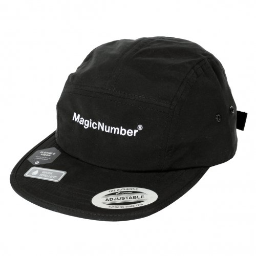 MAGIC NUMBER ( マジックナンバー ) キャップ WATER PROOF JET CAP ( BLACK )