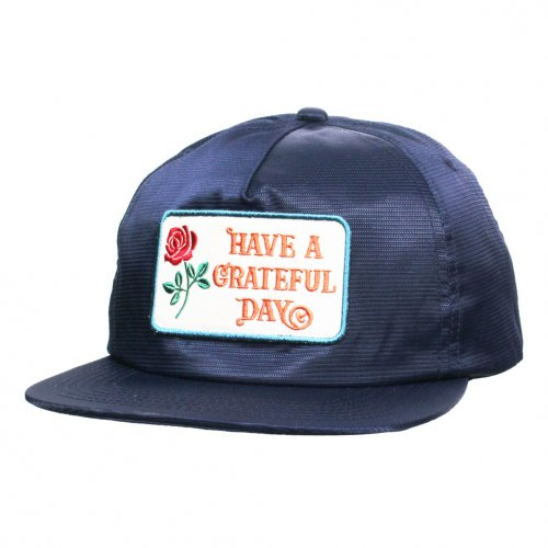 GOWEST ( ゴーウエスト ) キャップ GRATEFUL DAY RIPSTOP CAP ( NAVY ) GWG4003HGD
