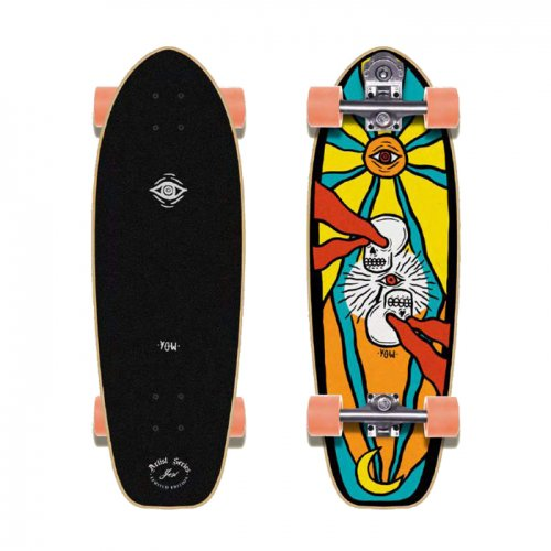 YOW SURF SKATE ( ヤウサーフスケート ) 限定モデル HANDSFORFEET 30
