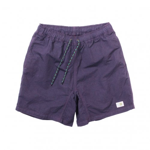 GOHEMP ( ゴーヘンプ ) ショートパンツ MEN'S HEMP JAM SHORTS ( PLAM PURPLE ) GHP1137CHW