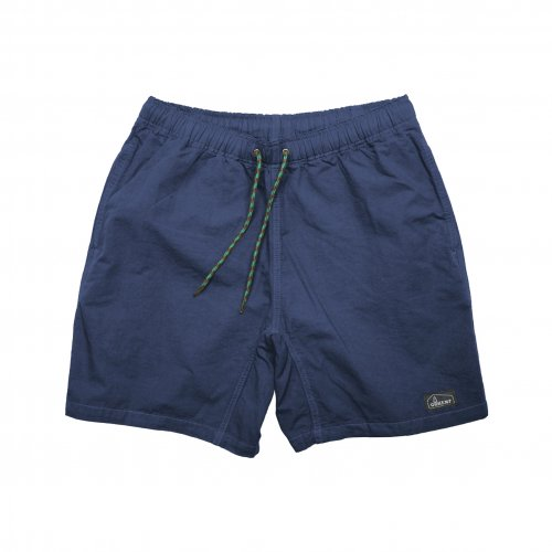 GOHEMP ( ゴーヘンプ ) ショートパンツ MEN'S HEMP JAM SHORTS ( ATLANTIC BLUE ) GHP1137CHW