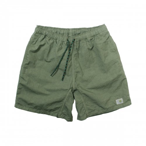 GOHEMP ( ゴーヘンプ ) ショートパンツ MEN'S HEMP JAM SHORTS ( ARMY GREEN ) GHP1137CHW