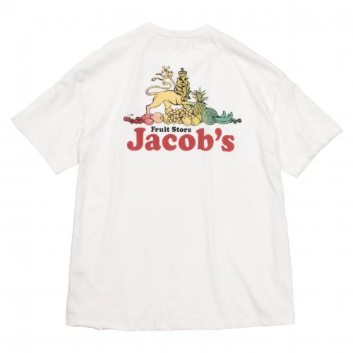 THE UNION ( ザユニオン ) Tシャツ JACOB TEE ( WHITE )