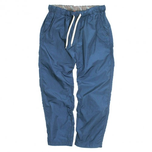 GOWEST ( ゴーウエスト ) パンツ MEN'S E.G PANTS / NYLON TAFFETA ( LAKE BLUE ) GWP1114NTS