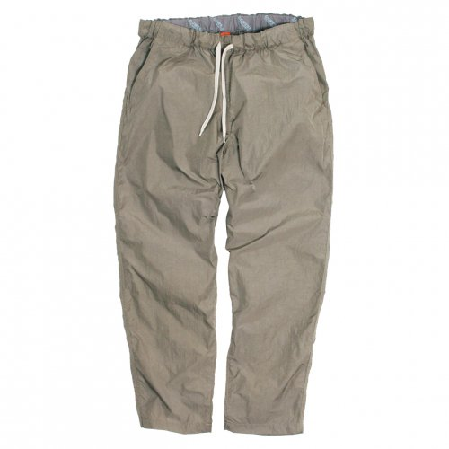 GOWEST ( ゴーウエスト ) パンツ MEN'S E.G PANTS / NYLON TAFFETA ( WARM GRAY ) GWP1114NTS