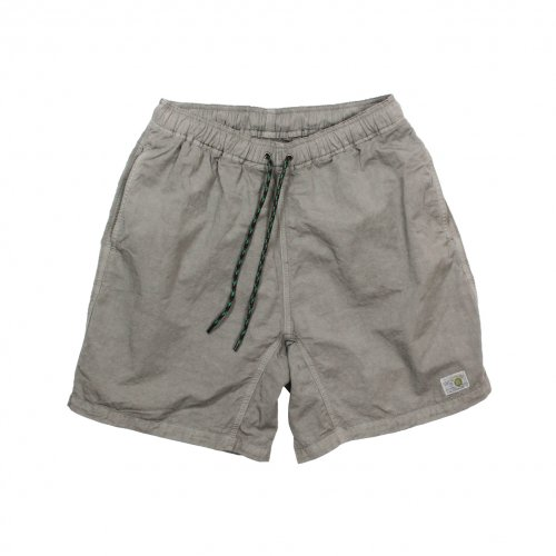 GOHEMP ( ゴーヘンプ ) ショートパンツ MEN'S HEMP JAM SHORTS ( COOL GRAY ) GHP1137WTS
