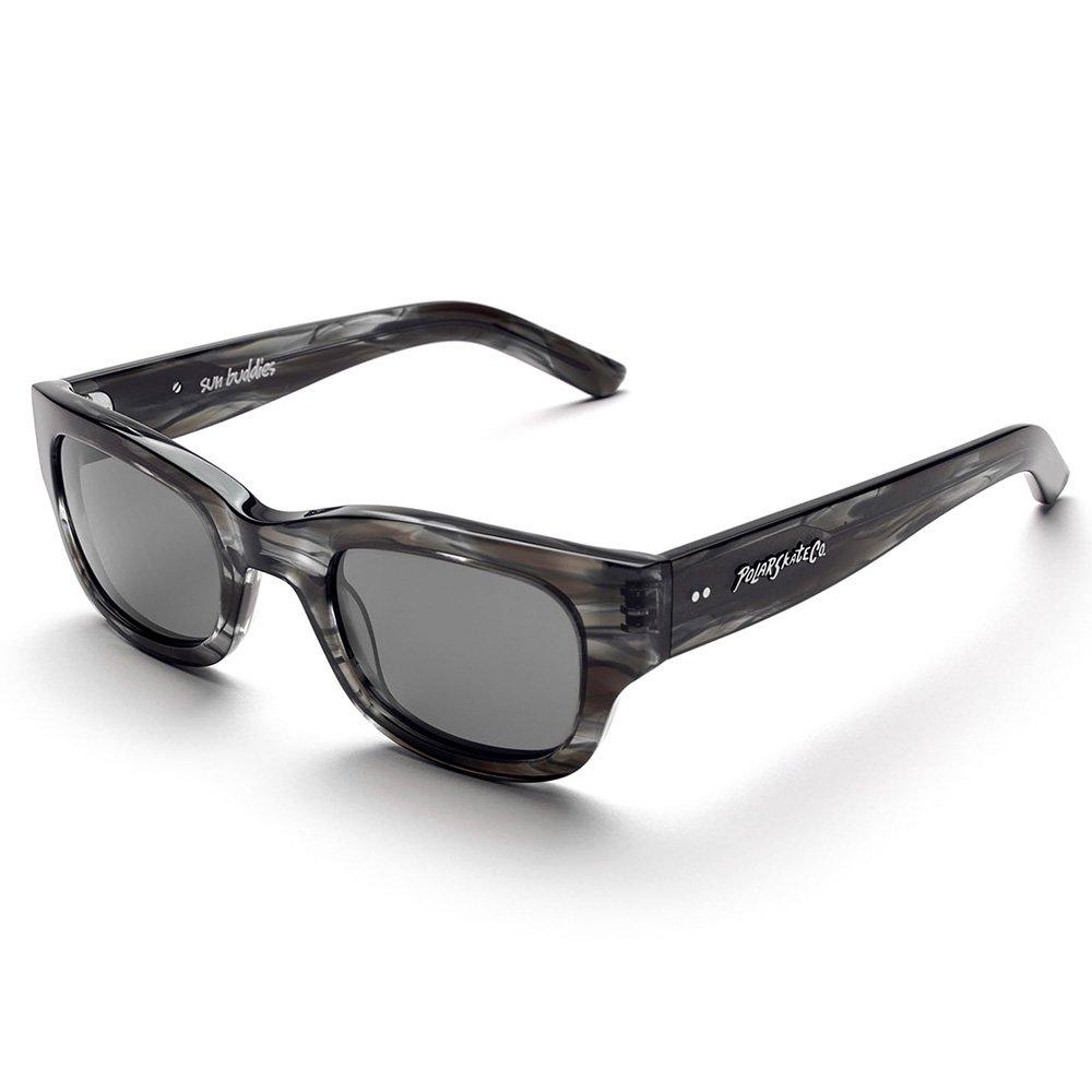 POLAR SKATE CO. ( ポーラー ) Tシャツ STROKE LOGO TEE ( BLACK )