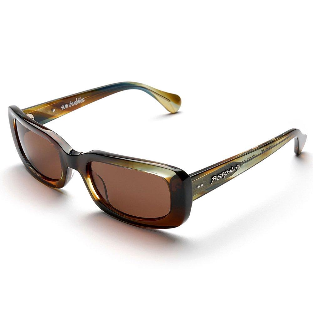 POLAR SKATE CO. ( ポーラー ) Tシャツ STROKE LOGO TEE (WHITE)