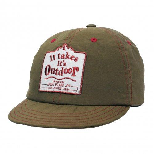 DEVADURGA ( デヴァドゥルガ ) キャップ CLUNKY CAP 8 ( OLIVE ) dg-1056