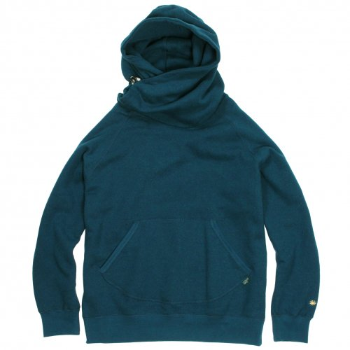 GOHEMP ( ゴーヘンプ ) MEN'S SHAWL HOODY ( ORION BLUE ) GHC4415BS19