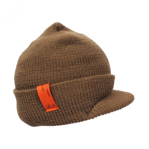 GOWEST ( ゴーウエスト ) MIL SPEC JEEP CAP ( BROWN ) GWG0138MIL