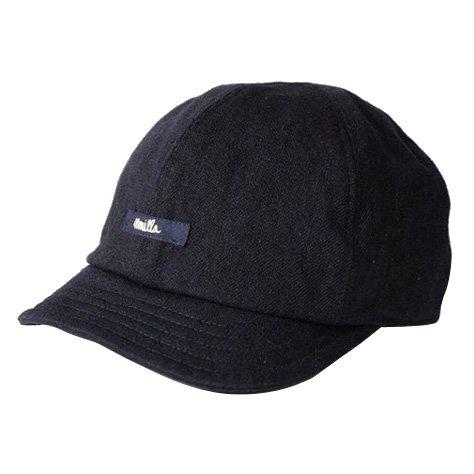 remilla ( レミーラ ) 2019A/W クロス帽 キャップ ( ダークネイビー ) R193431