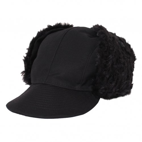 THE UNION ( ザユニオン ) キャップ THE BOMBER CAP ( BLACK )