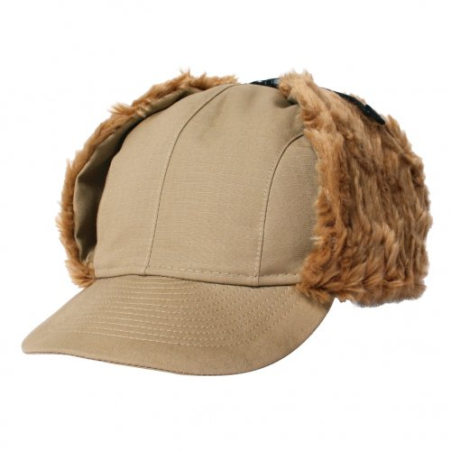 THE UNION ( ザユニオン ) キャップ THE BOMBER CAP ( BEIGE )