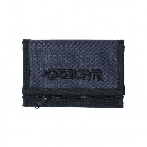 POLAR SKATE CO. ( ポーラー ) 財布 STAR KEY WALLET ( NAVY )