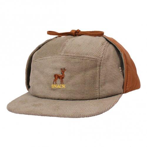 SNACK ( スナック ) キャップ BUCK HUNTING CAP ( TAN )
