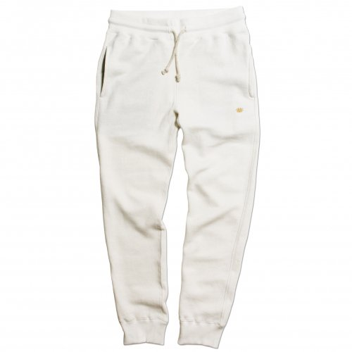 GOHEMP ( ゴーヘンプ ) LADY'S SLIM RIB SWEAT PANTS ( NATURAL ) GHC4457BS19-2