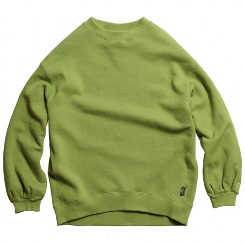 GOHEMP ( ゴーヘンプ ) LADY'S PUNPKIN SLEEVE ( CITRUS LIME ) GHC4459BS19-2