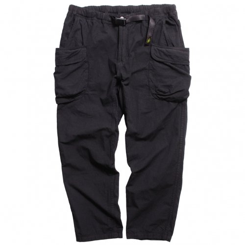 GOHEMP ( ゴーヘンプ ) パンツ MEN'S HEMP UTILITY PANTS ( BLACK ) GHP1151WTS