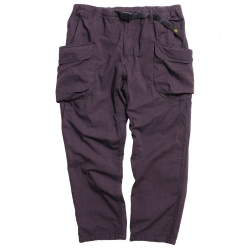 GOHEMP ( ゴーヘンプ ) パンツ MEN'S HEMP UTILITY PANTS ( PLAM PURPLE ) GHP1151WTS