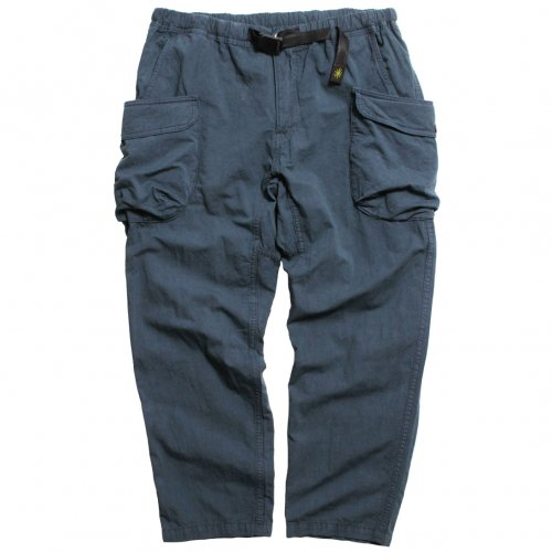 GOHEMP ( ゴーヘンプ ) パンツ MEN'S HEMP UTILITY PANTS ( ATLANTIC BLUE ) GHP1151WTS