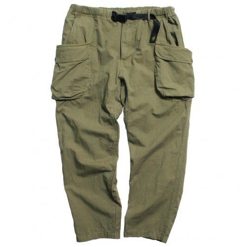 GOHEMP ( ゴーヘンプ ) パンツ MEN'S HEMP UTILITY PANTS ( ARMY GREEN ) GHP1151WTS