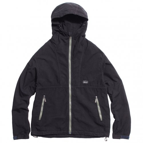 GOHEMP ( ゴーヘンプ ) パーカー MEN'S HEMP JAM PARKA ( BLACK ) GHJ6117WTS