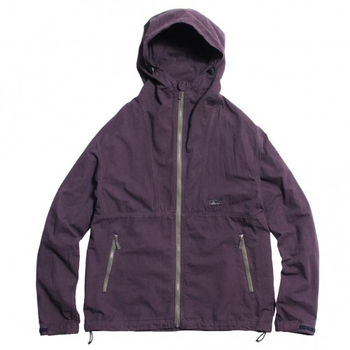 GOHEMP ( ゴーヘンプ ) パーカー MEN'S HEMP JAM PARKA ( PLAM PURPLE ) GHJ6117WTS