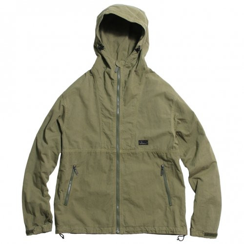 GOHEMP ( ゴーヘンプ ) パーカー MEN'S HEMP JAM PARKA ( ARMY GREEN ) GHJ6117WTS
