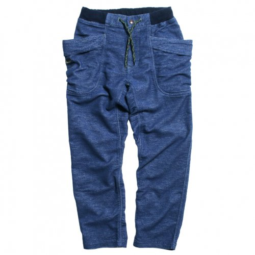 GOHEMP ( ゴーヘンプ ) パンツ MEN'S VENDOR ANKLE CUT PANTS ( BLUE ) GHP1134PLD