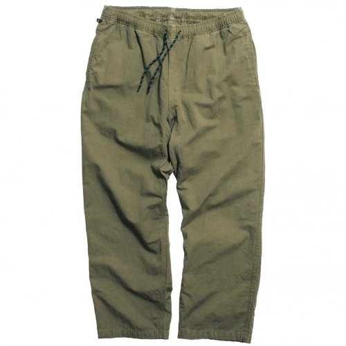 GOHEMP ( ゴーヘンプ ) パンツ MEN'S HEMP JAM PANTS ( ARMY GREEN ) GHP1147WTS