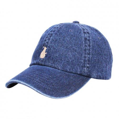 DEVADURGA ( デヴァドゥルガ ) キャップ KUROUSAGI CAP ( NAVY ) dg-1119