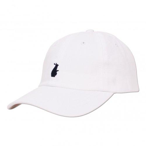 DEVADURGA ( デヴァドゥルガ ) キャップ KUROUSAGI CAP ( WHITE ) dg-1119