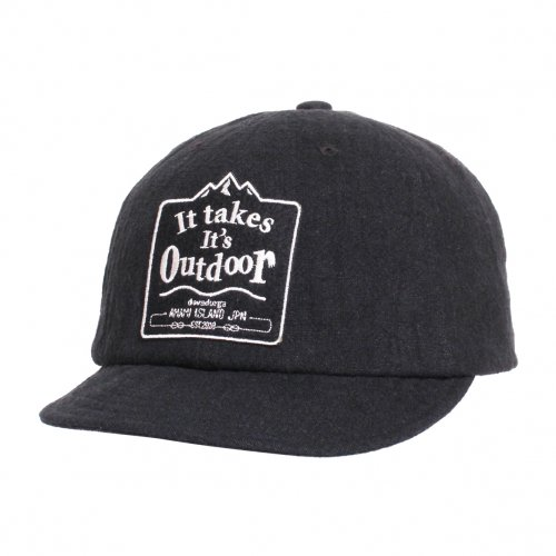DEVADURGA ( デヴァドゥルガ ) キャップ CLUNKY CAP 9 ( BLACK ) dg-1120