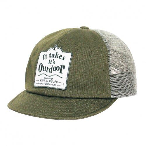 DEVADURGA ( デヴァドゥルガ ) キャップ CLUNKY MESH CAP dg-1121