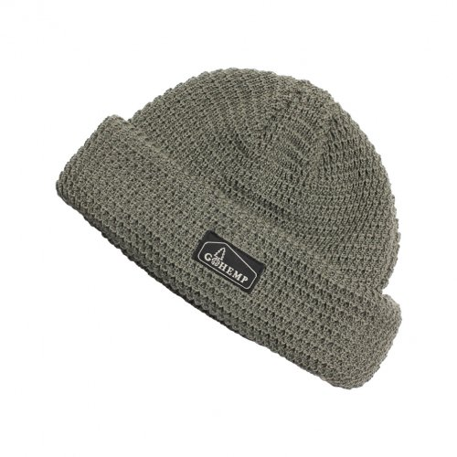 GOHEMP ( ゴーヘンプ ) ニットキャップ HEMP × ORGANIC COTTON WATCH CAP ( OLIVE ) GHG0001HOW