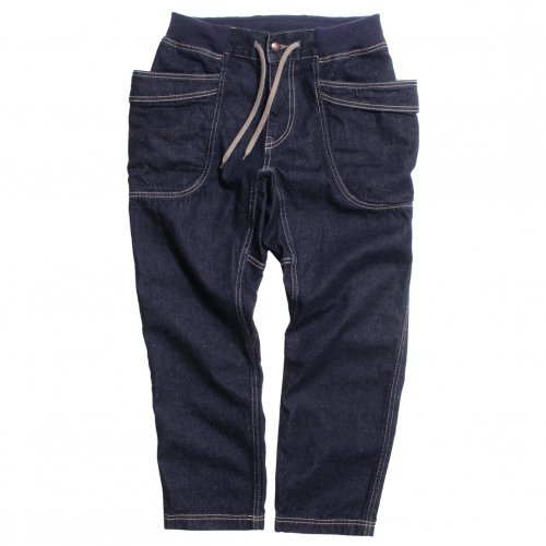 GOHEMP ( ゴーヘンプ ) パンツ MEN'S VENDOR ANKLE CUT PANTS ( ONE WASH ) GHP1134CFO
