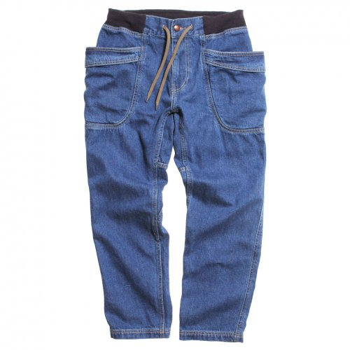 GOHEMP ( ゴーヘンプ ) パンツ MEN'S VENDOR ANKLE CUT PANTS ( USED WASH ) GHP1134CFU