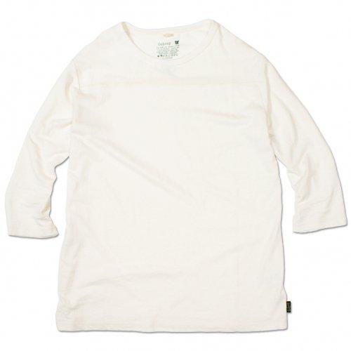GOHEMP ( ゴーヘンプ ) フットボールTシャツ BASIC FOOTBALL TEE ( NATURAL ) GHC4202RG