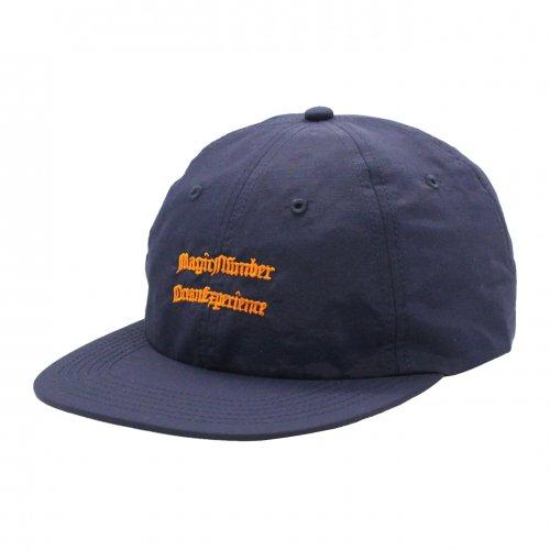 MAGIC NUMBER ( マジックナンバー ) キャップ NYLON 6PANEL CAP ( NAVY )