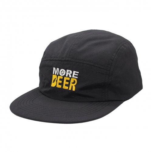 JAVARA ( ジャバラ ) キャップ MORE BEER JET CAP ( BLACK )