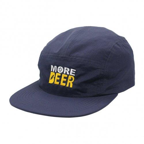 JAVARA ( ジャバラ ) キャップ MORE BEER JET CAP ( NAVY )