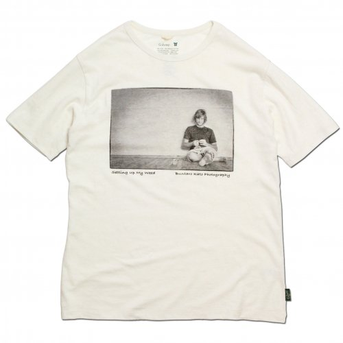GOHEMP ( ゴーヘンプ ) Tシャツ ROLLING UP MY WEED - JOEL edit ( NATURAL ) GHC4200KB2