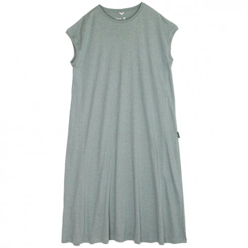 GOHEMP ( ゴーヘンプ ) ワンピース LADY'S SUNDAY OP ( FAIR GREEN ) GHC4299RG20
