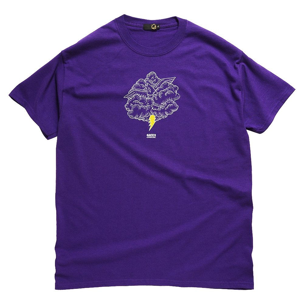 GREENCLOTHING ( グリーンクロージング ) 2020SUMMER Tシャツ MEN'S DOVECLOUD ( WHITE ) #2